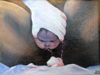 Bevalling op Curacao