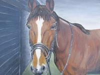 Paard Britt, 2009
